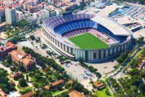 Camp Nou - study abroad Barcelone