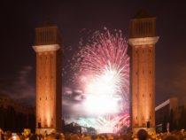Fiesta de la Merce - study abroad Barcelone
