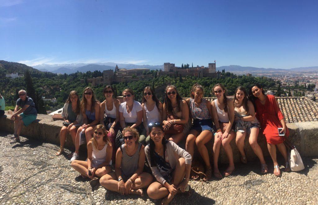 Visitation goes to Granada