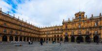 Plaza Mayor - study abroad Salamanca