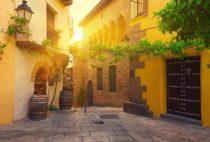 Poble Espanyol - study abroad Barcelone