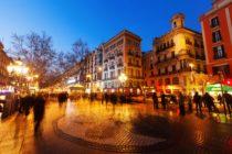 Ramblas - study abroad Barcelona