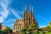 Sagrada Familia - study abroad Barcelona