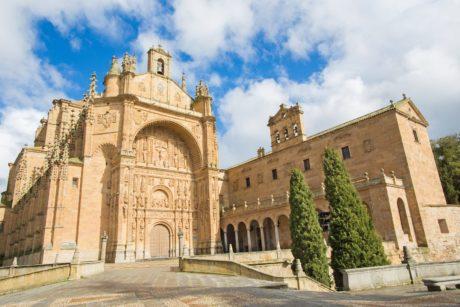 San Esteban convent - study abroad Salamanca