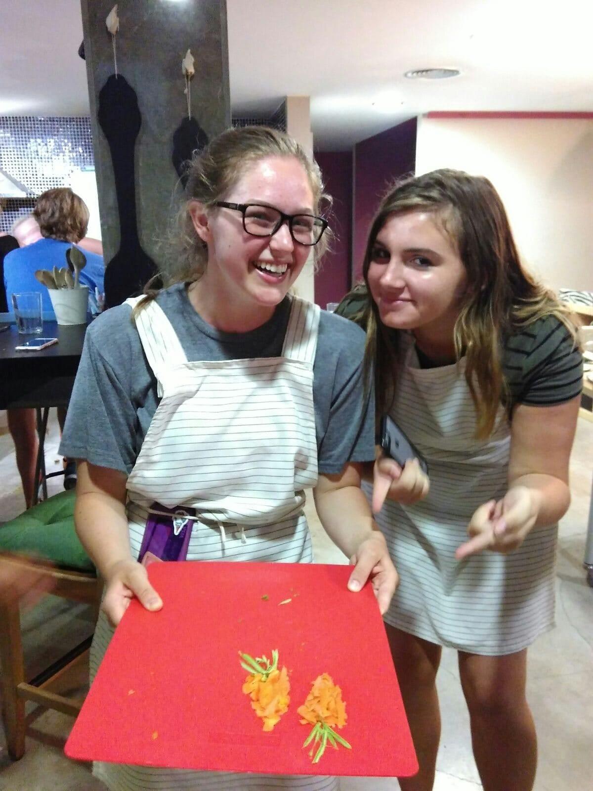Spanish cooking class - Centro MundoLengua