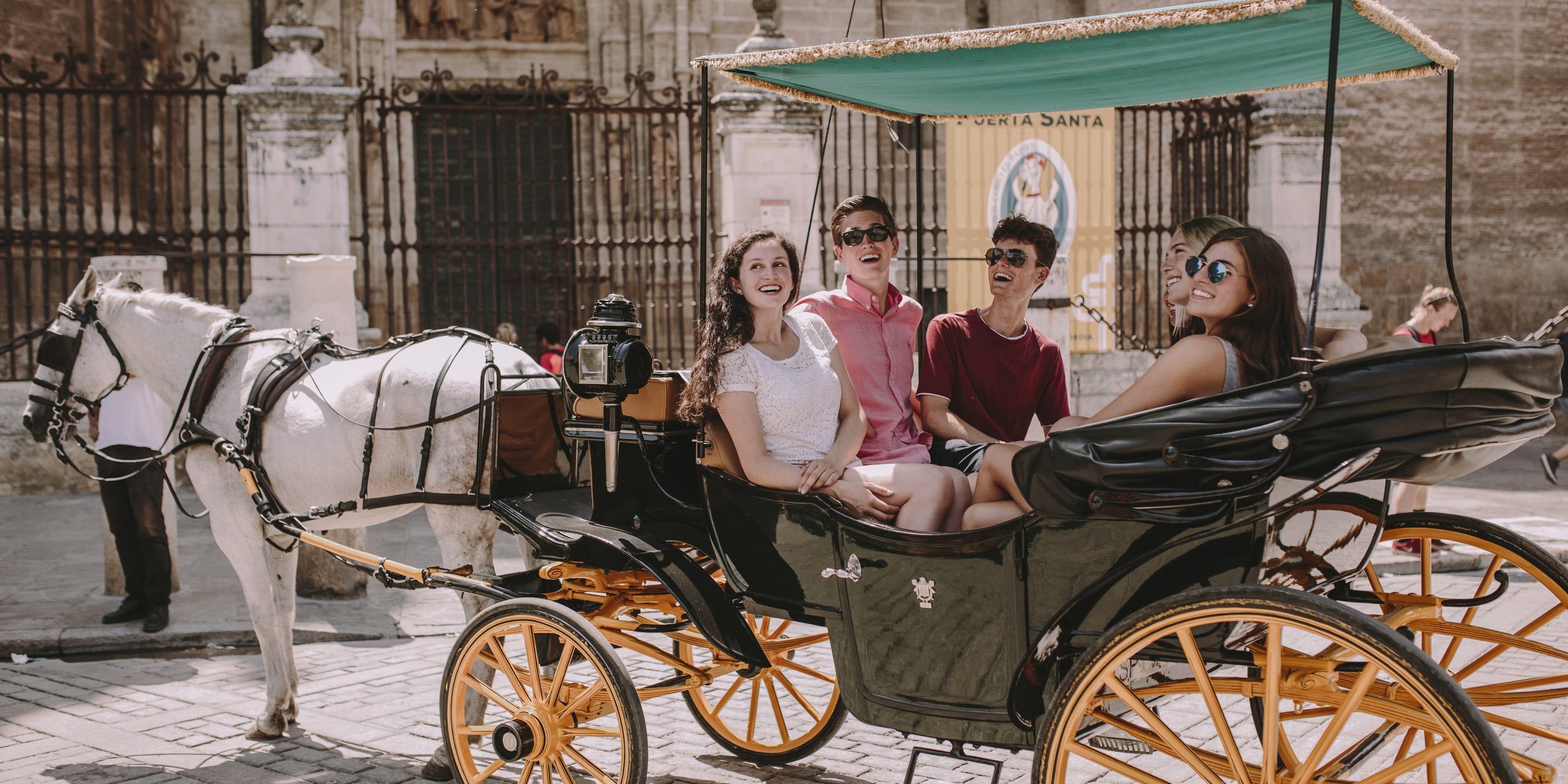 aprender español en Sevilla
