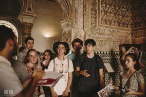 séjour linguistique Séville