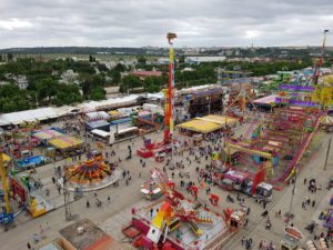 Calle del Infierno - Feria de Abril