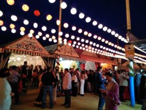 Soir - Feria de Abril