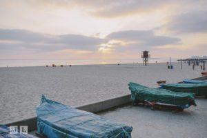 Beach in Cadiz - the cities best asset