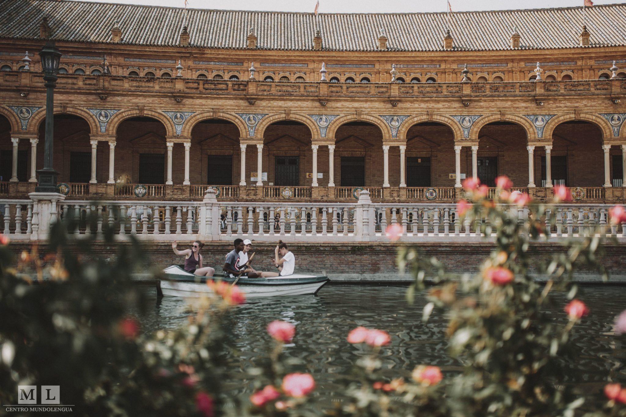 Excursion to Sevilla - MundoLengua´s programs