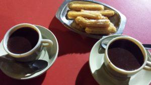 Churros, Cuisine Espagnole - Centro MundoLengua