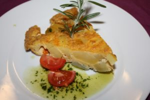 Tapas Tortilla, Cusine Espagne - Centro MundoLengua