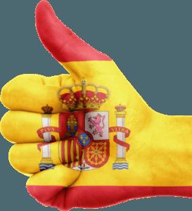 Yay for Spain Spanish!
