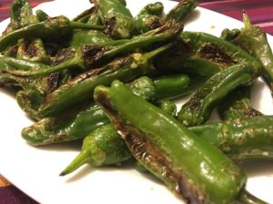 pimientos del padron spain how to survive as a vegetarian in spain meatless survival guide vegan seville sevilla study abroad centro mundolengua spanish