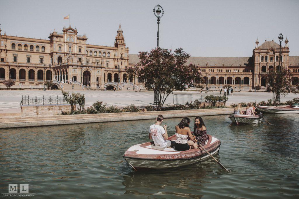 top 10 activities in seville spain study abroad centro mundolengua learn spanish culture language plaza de espana