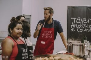 Praktische Lehrerfortbildung für Spanischlehrer Universität Cadiz Freizeit Spanische Küche Centro MundoLengua