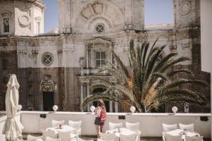 Praktische Lehrerfortbildung für Spanischlehrer Universität Cadiz Stadtrundgang Centro MundoLengua 3