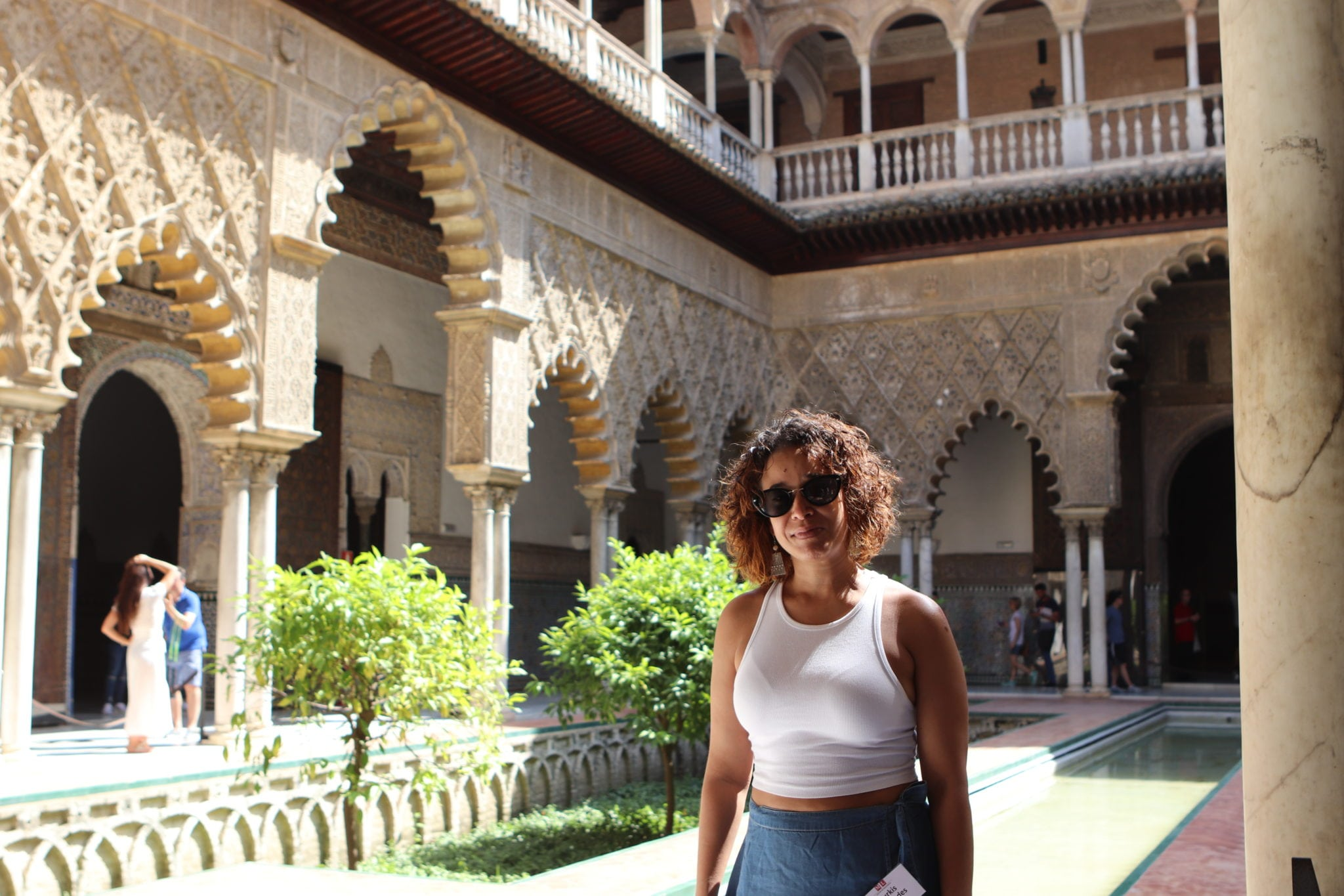 Yurkis testimonial - AP® Spanish workshop in Spain