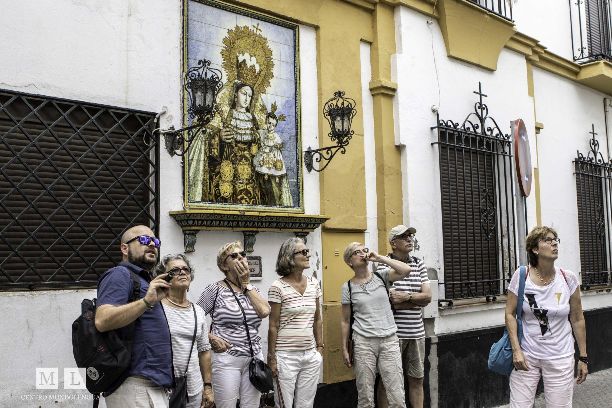 Taller de perfeccionamiento para profesores de español ~ Semana Santa de Sevilla
