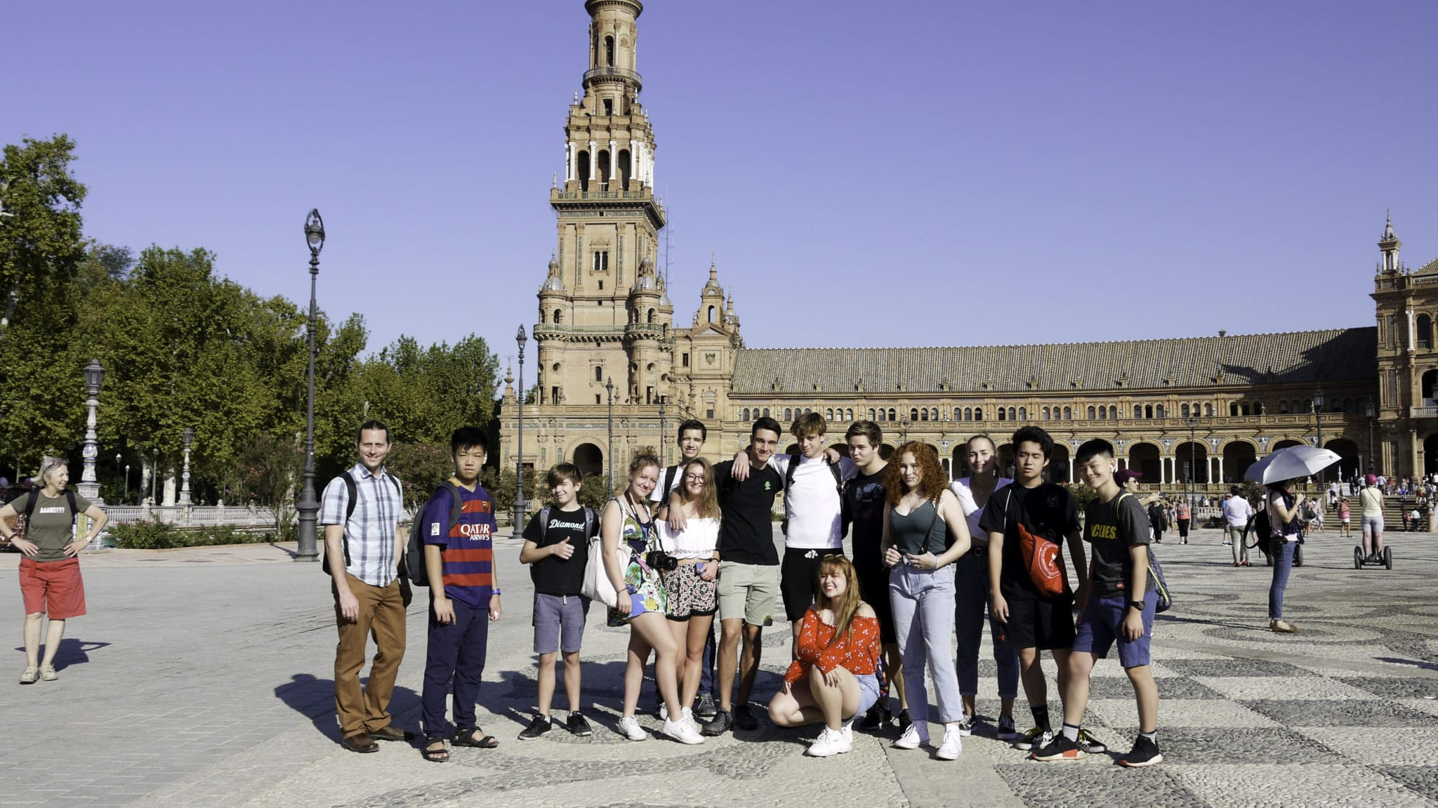 Study Abroad Seville Teens