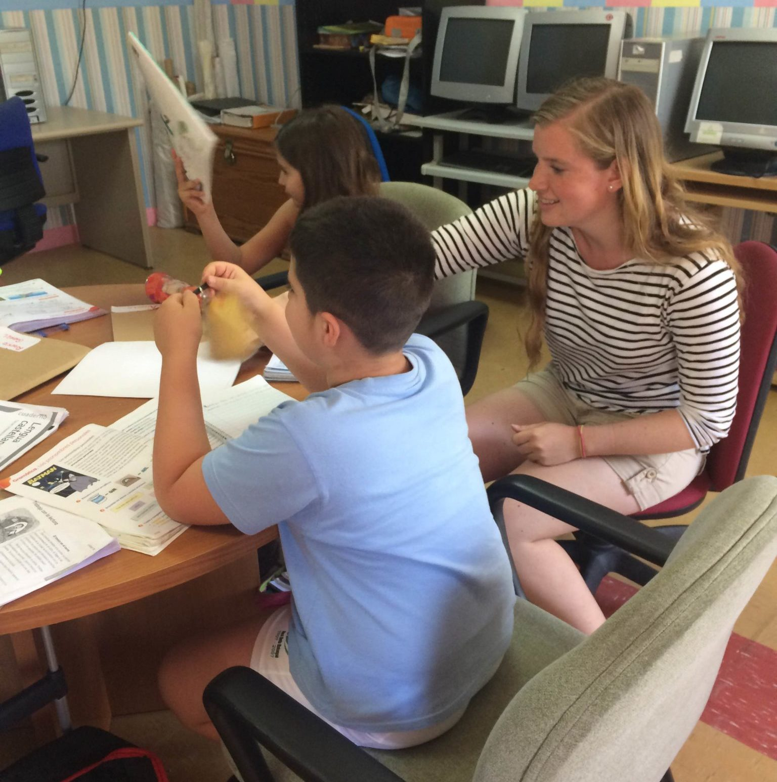 Volunteer in Spain with Children
