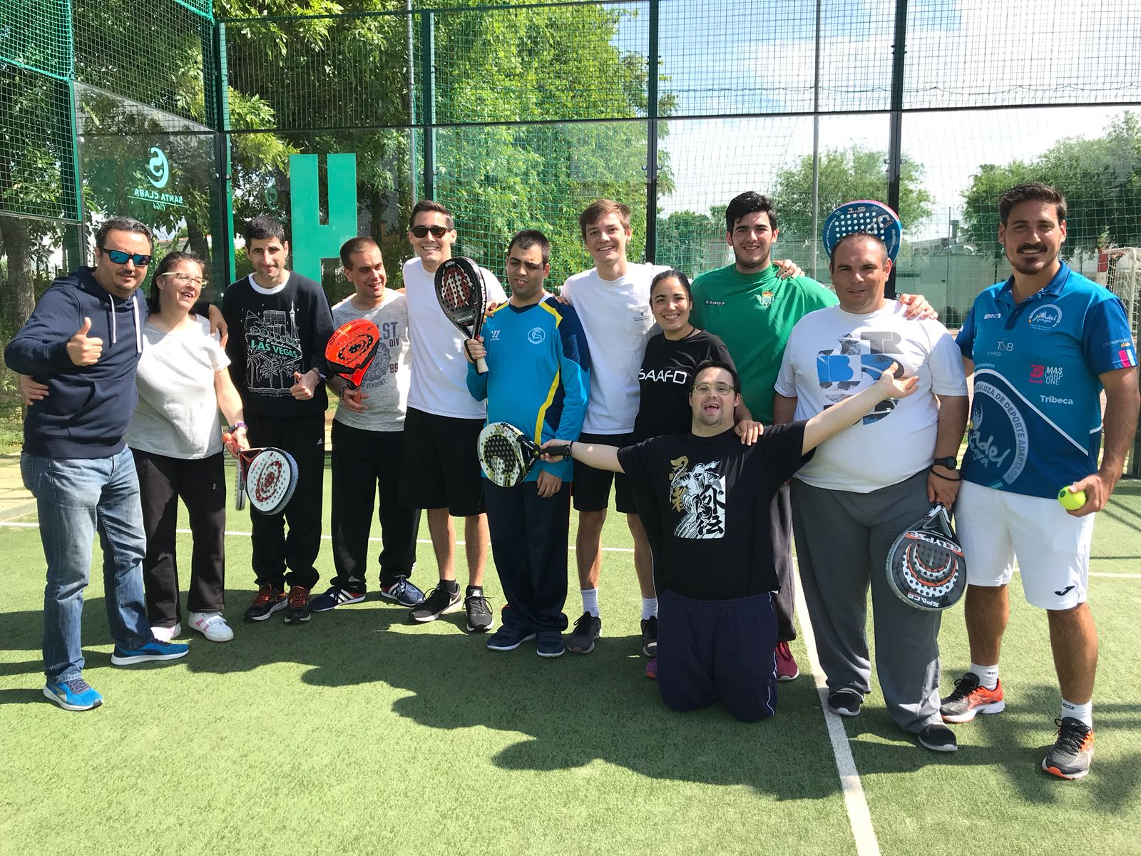 Volunteer in Spain with the disabled