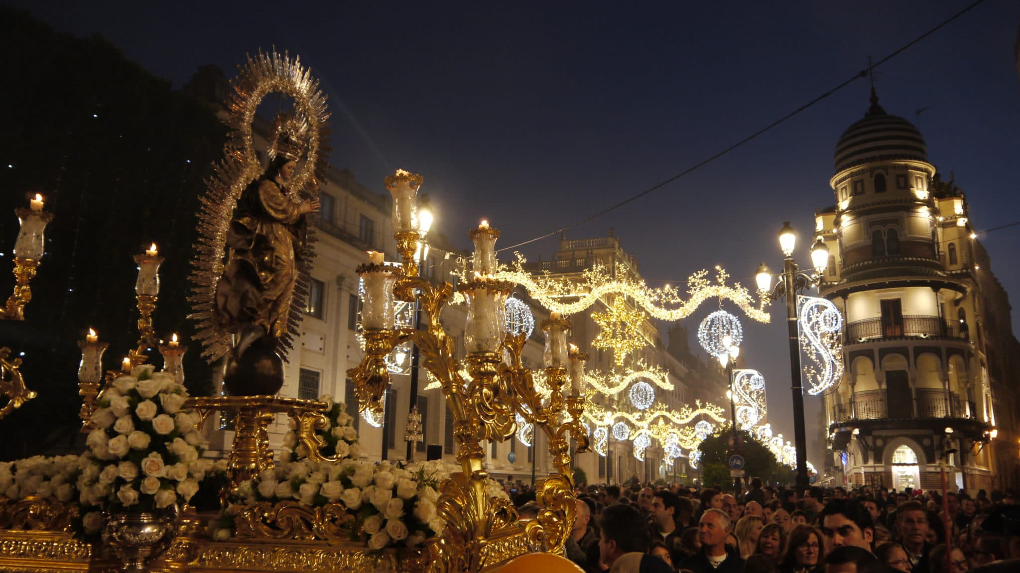 Christmas in Spain, Seville