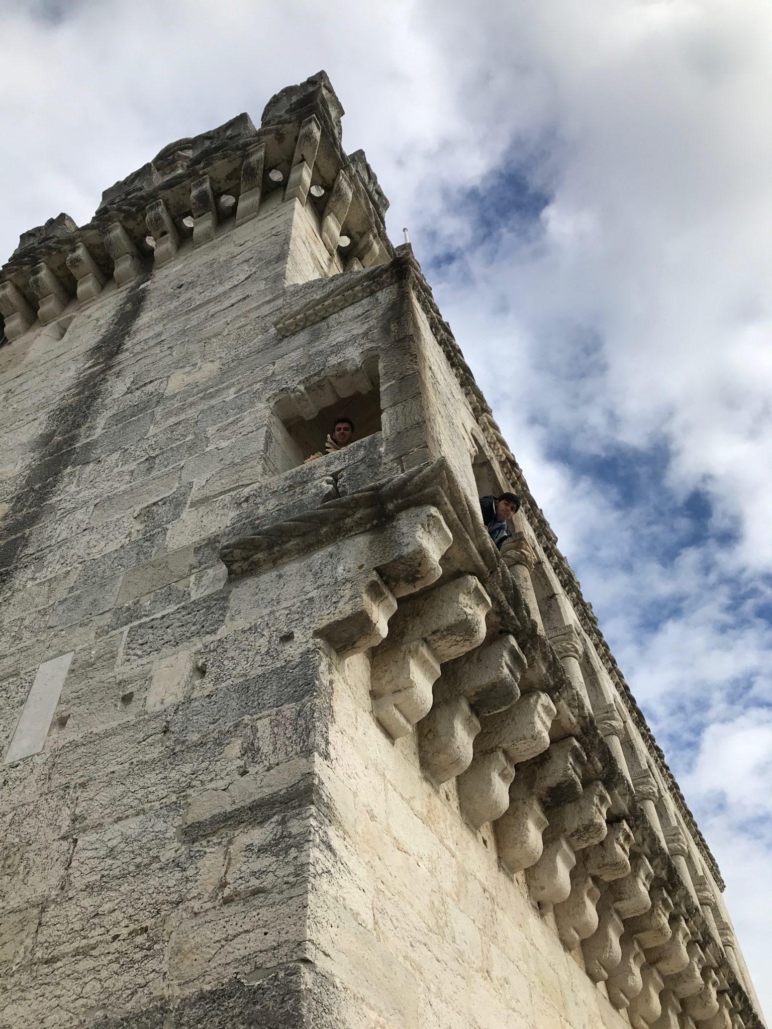 educational tours to lisbon - São Jorge castle