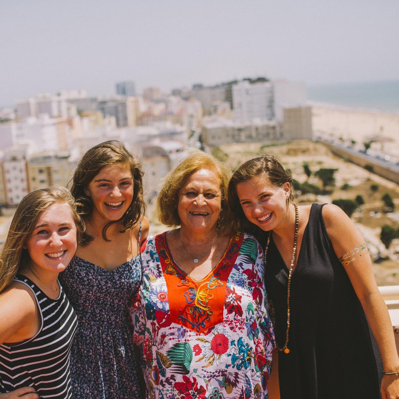 Family homestays in Cadiz - pre AP Spanish language program