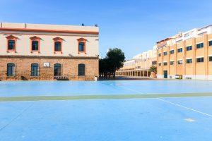 Our Spanish school in Cadiz - San Francisco de Paula facilities