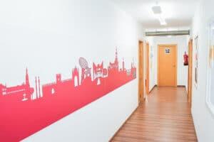 Our Spanish school in Sevilla - Facilities