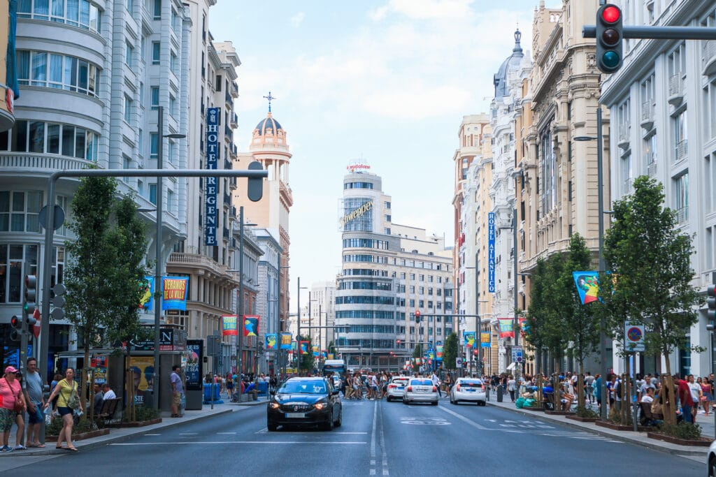 Study abroad locations: study abroad in Madrid, Spain