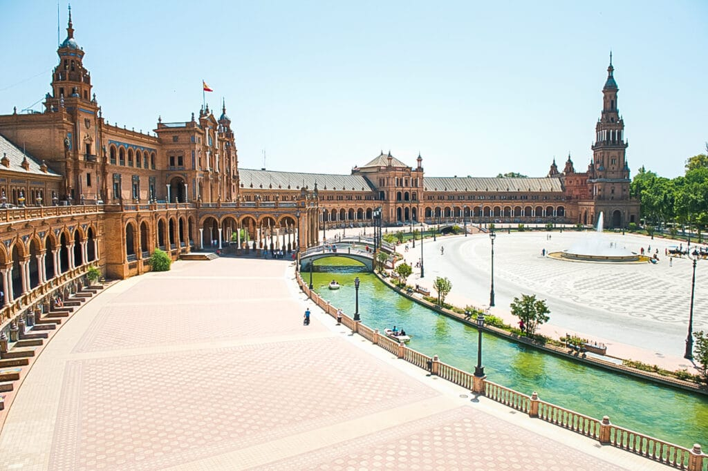 Study abroad locations: study abroad in Sevilla, Spain