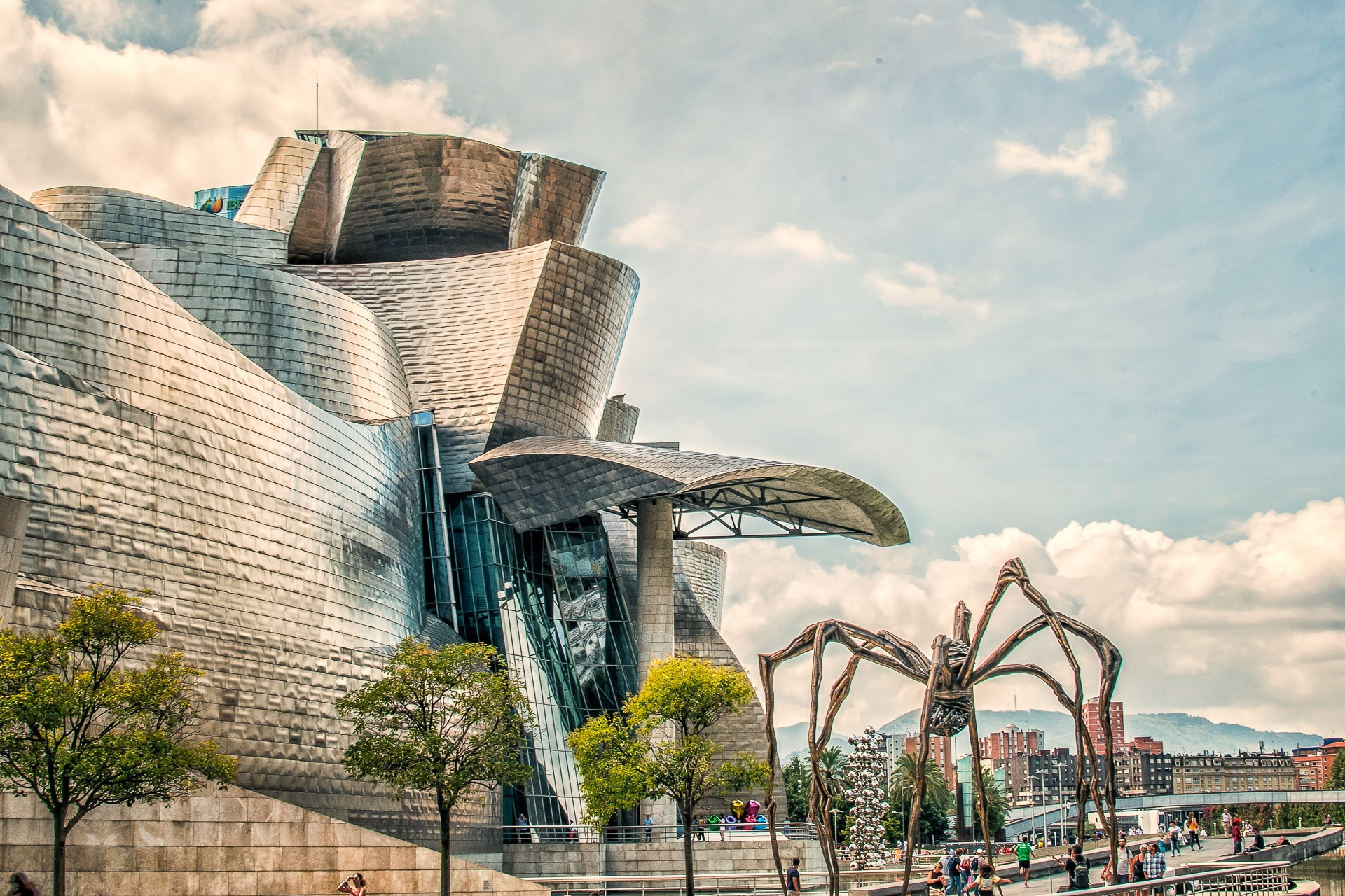 Excursions and tours in Bilbao, Spain