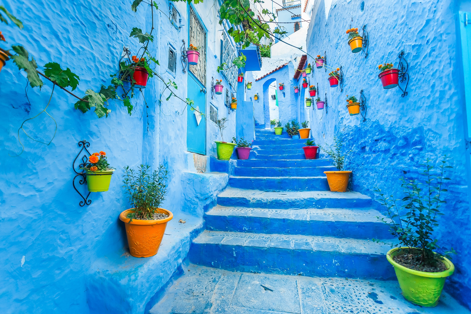 International tours and excursions in Morocco