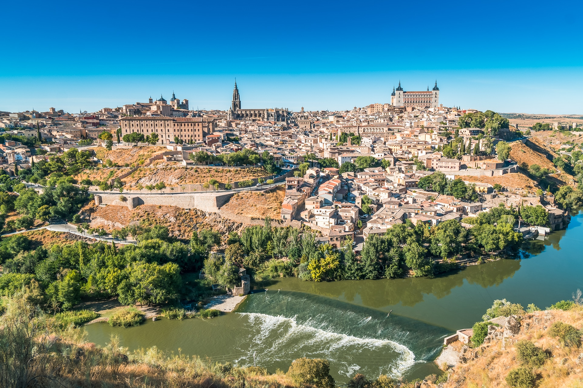 Excursions and tours in Toledo, Spain