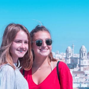 pre AP Spanish language and culture program in Cadiz, Spain