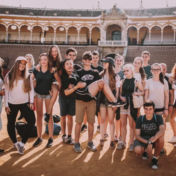 Educational trips in Spain