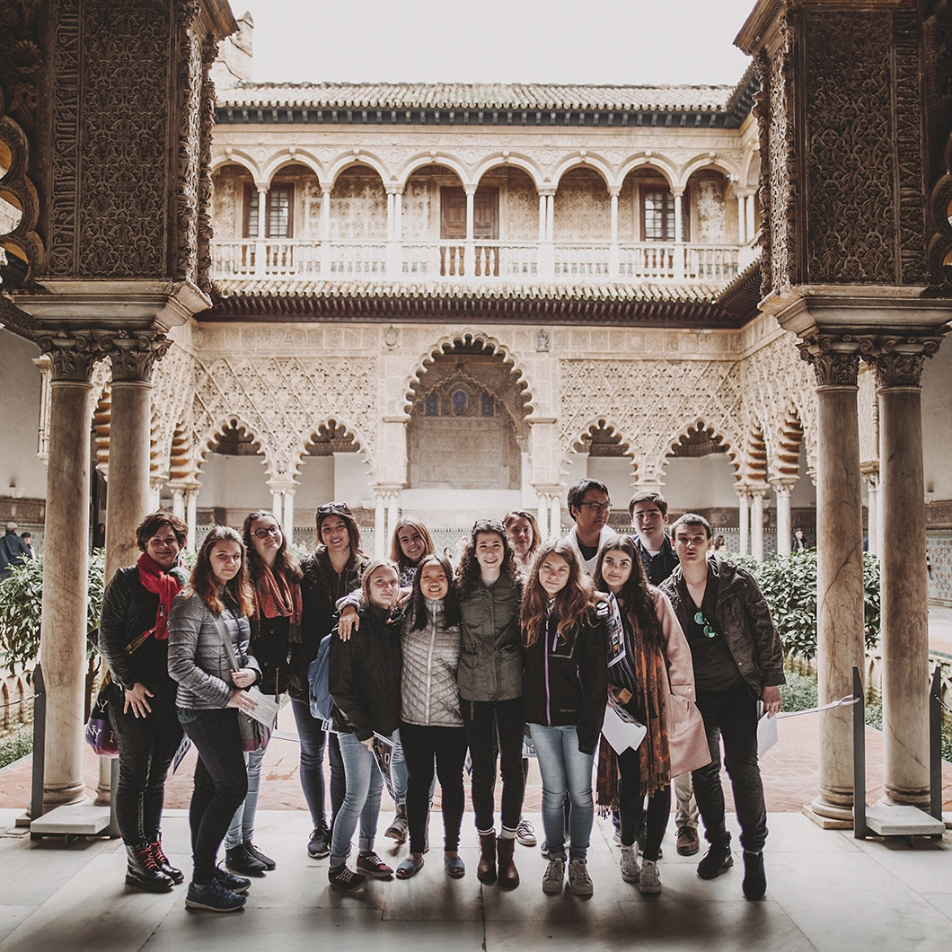Educational tours and trips in Spain