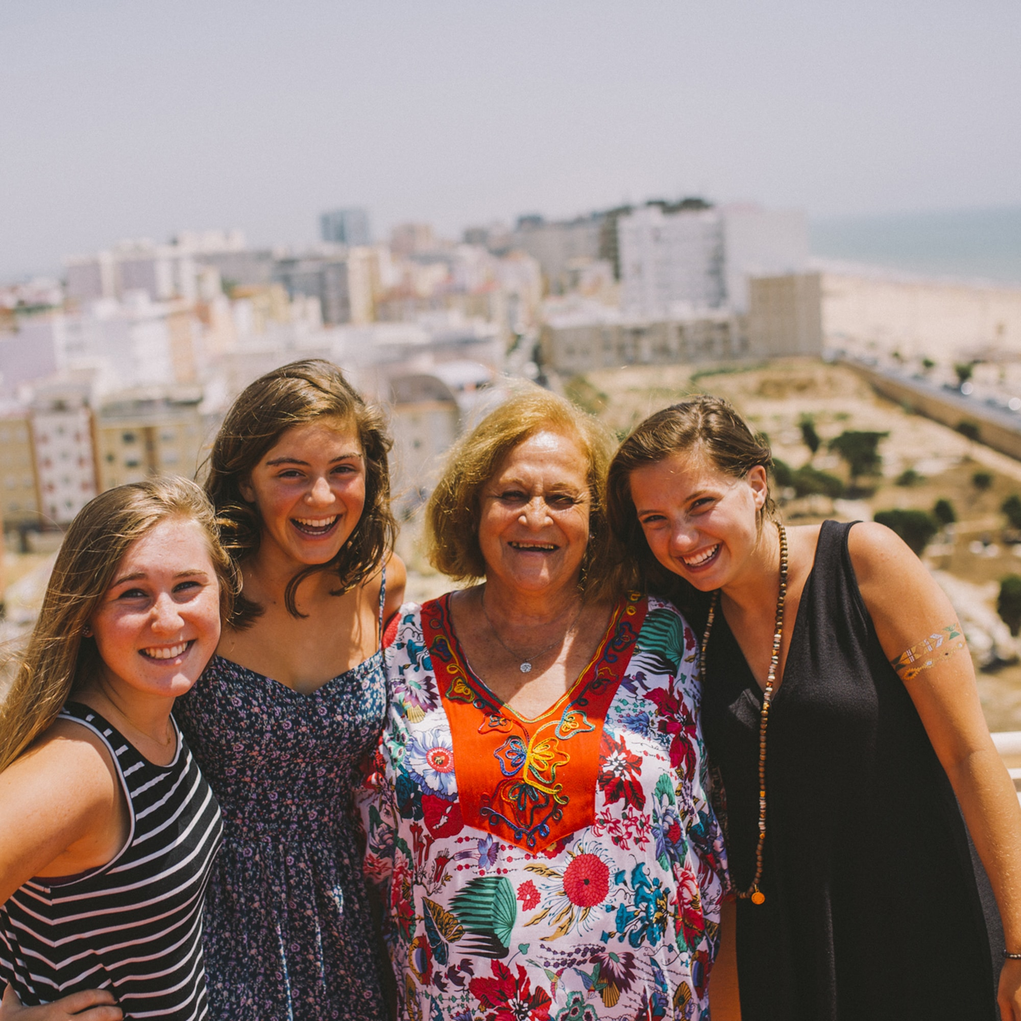 Educational trips in Spain with family homestays