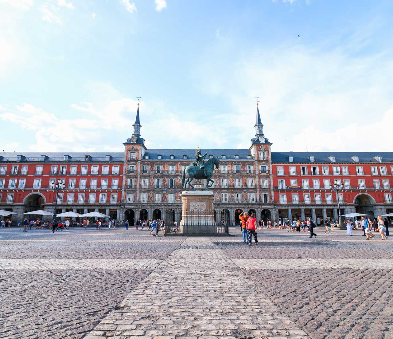 Student excursions in the rest of Spain