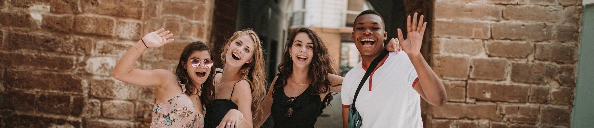 Summer volunteer abroad programs for high school students in Spain