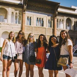 pre AP Spanish literature and culture program in Sevilla, Spain