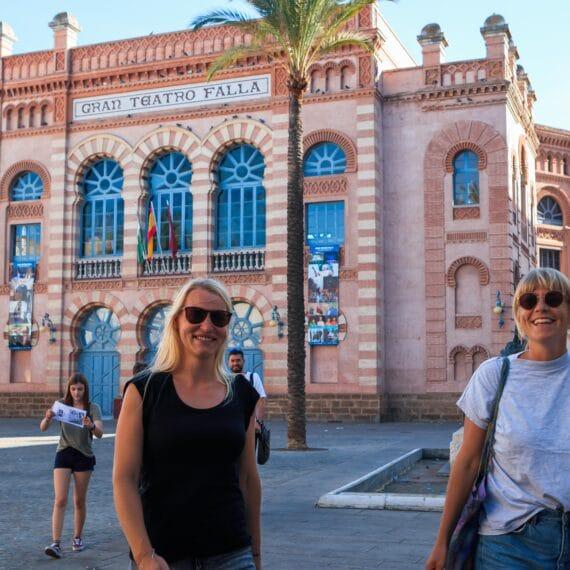 Spanish teacher courses at the University of Cadiz