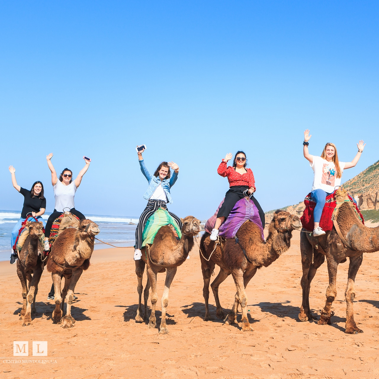Excursion to Morocco from Spain - semester abroad in Sevilla, Spain