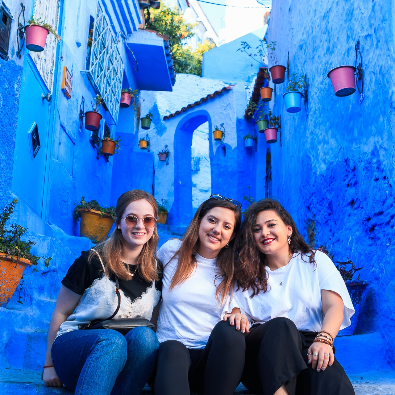 Excursion to Morocco - study Spanish abroad