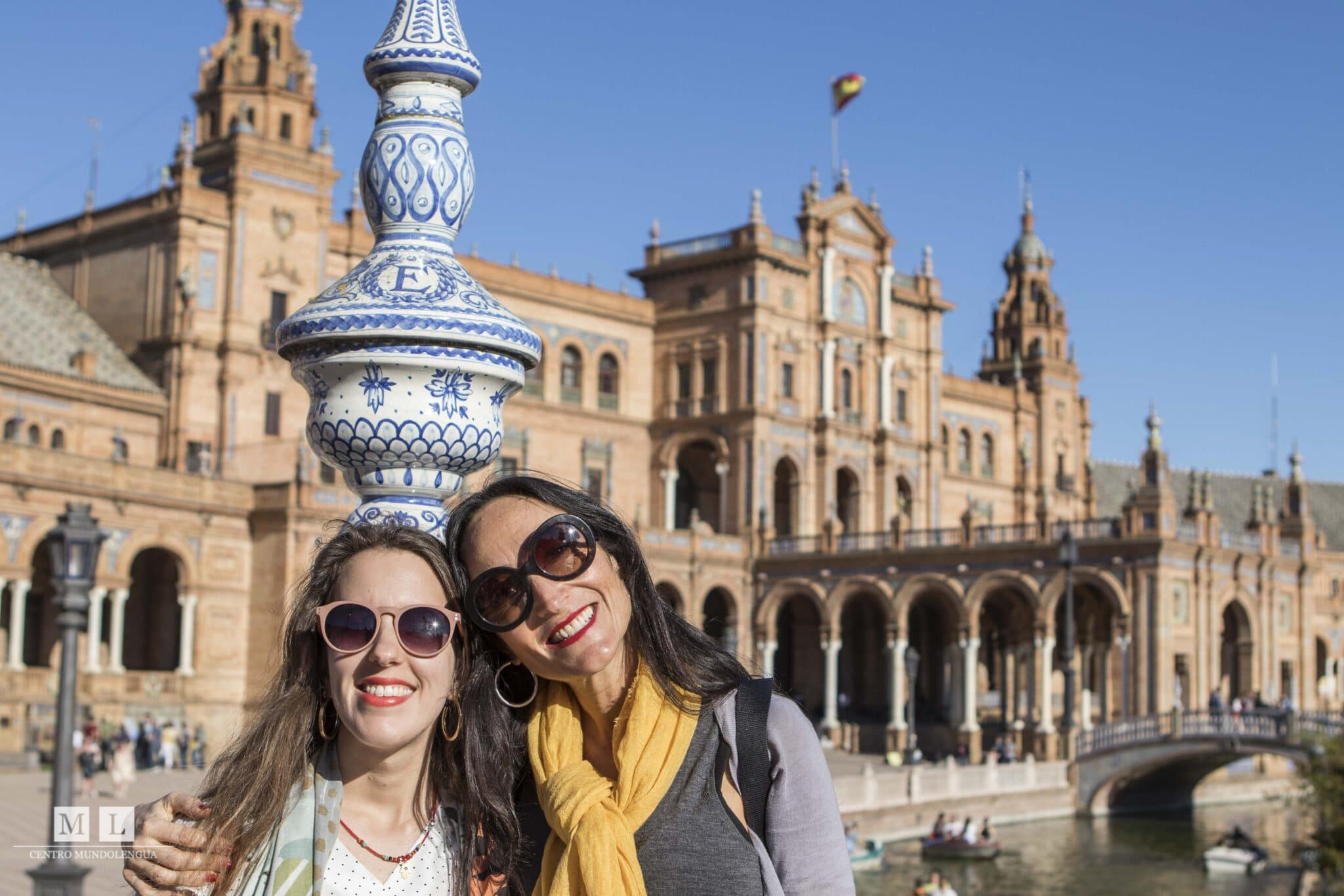 Intensive Spanish courses for adults in Sevilla