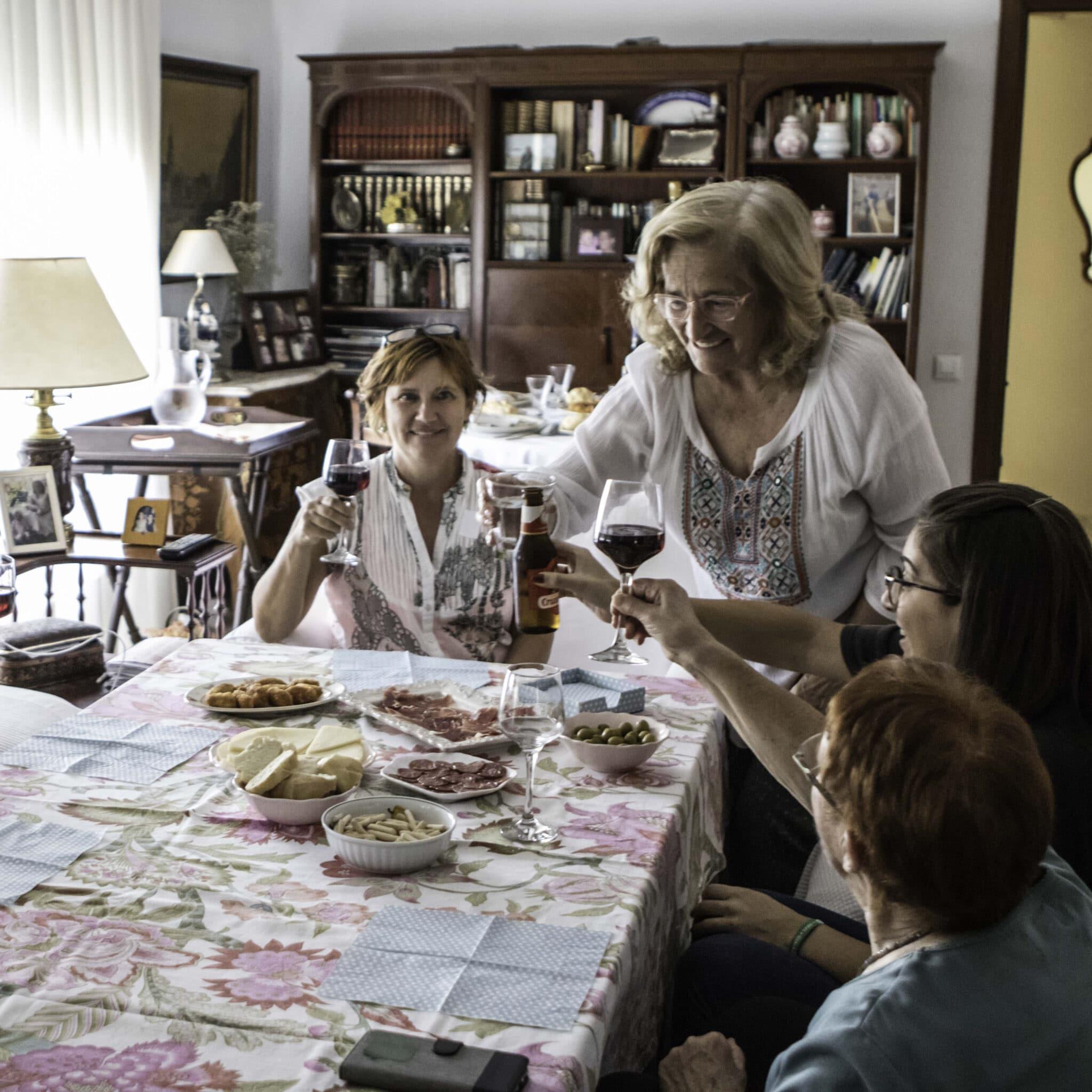 Spanish courses in Sevilla with family homestay