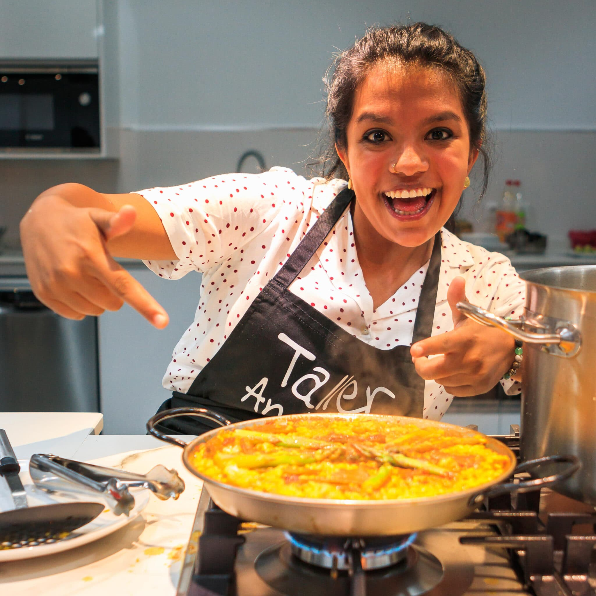 Spanish cooking workshop - study abroad in Sevilla